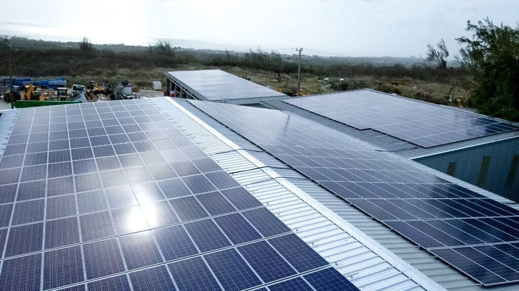 black bess solar PV-1